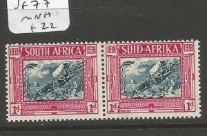 South Africa SG 77 MNH (7cmw)