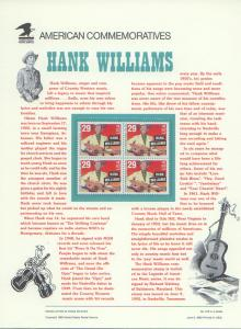 Hank Williams, Set 4
