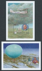 Palau #391-2 NH Capex '90, Circumnavigation of the Earth ...
