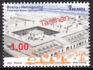 BOSNIA HERZEGOVINA 2021 TASILIHAN ARCHITECTURE ARCHITEKTUR [#2104]