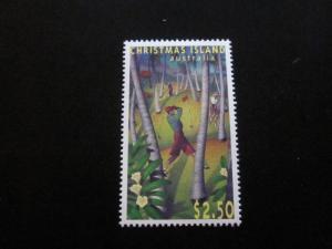 Christmas Island #369 Mint Hinged- (X9) I Combine Shipping