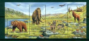 Ireland - Sc# 1208b. 1999 Extinct Animals Souv. Sheet. MNH $5.75.