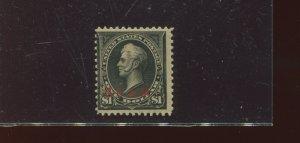Guam Scott 12 Overprint Mint Stamp NH (Stock Guam 12-21)