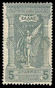 GREECE 127  Mint (ID # 94093)