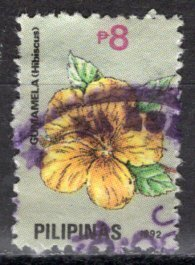 Philippines; 1992: Sc. # 2085a: O/Used Single Stamp
