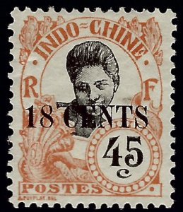 Indo-China Sc #76 Mint F-VF...French Colonies are Hot!