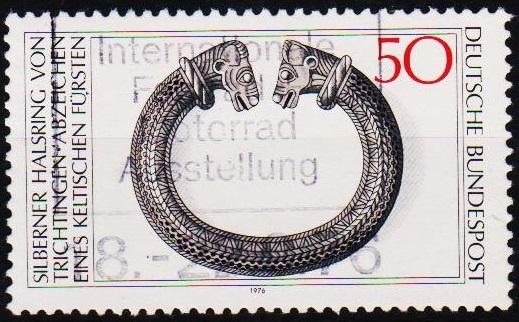 Germany. 1976 50pf S.G.1791 Fine Used