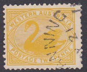Western Australia Sc #77 Used; Mi #50
