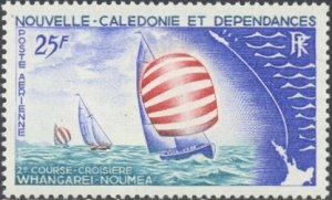 New Caledonia Scott #'s C50 MNH