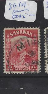 SARAWAK (P1209B)  6C  SG 111 MIRI CANCEL  VFU