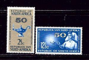 South Africa 304-05 MLH 1964 set