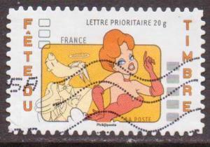 France  #3420  used  (2008)  c.v. $0.60