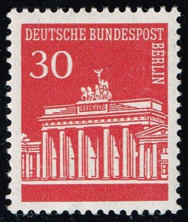 Germany #9N253 Brandenburg Gate; Unused (0.25)