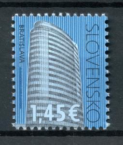 Slovakia 2018 MNH Bratislava Cultural Heritage Architecture 1v Set Stamps