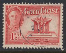 Gold Coast SG 137 Scott #132   Fine Used   see details