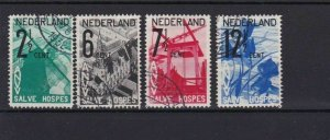NETHERLANDS TOURIST PROPAGANDA   STAMPS SET CAT £77    R2644