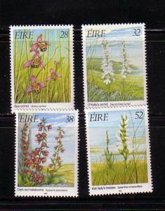 Ireland Sc 891-4 1993 Orchids stamp set mint NH