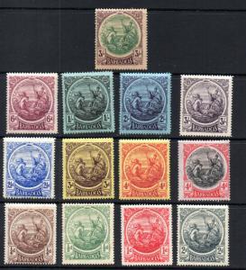 Barbados 127-139 MH