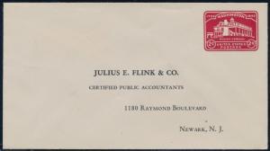 #U525a 2¢ CARMINE ON WHITE 1929-1932 WASHINGTON BICENTENNIAL BQ8779