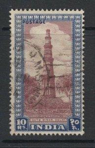 India, Scott 221 (SG 323), used