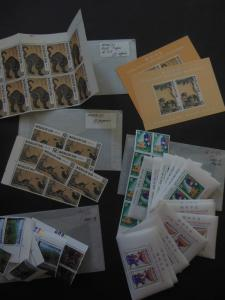 KOREA : A Beautiful of all VF MNH including Better sgls, sets & S/S. Cat $2,500+