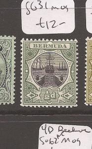 Bermuda Boat SG 31 MOG (3awe)