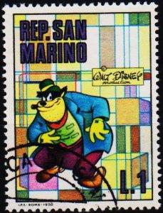 San Marino. 1970 1L S.G.897 Fine Used