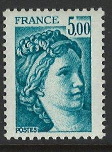 France Scott 1671 MNH!