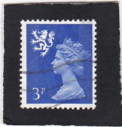 Great Britain;  Wales &  Monmouthshire;  #  2   used