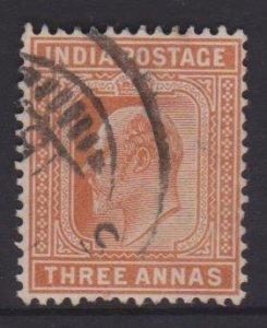 India Sc#65 Used