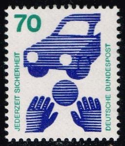 Germany #1082 Traffic Safety; MNH (1.20)