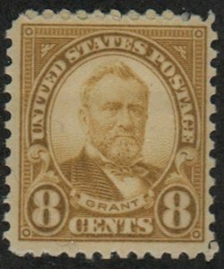 MALACK 640 F/VF OG NH, nice fresh stamp,  (Stock Pho..MORE.. w6478