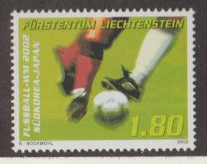 Liechtenstein Scott #1234 Stamp - Mint NH Single
