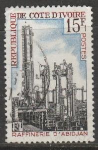 Côte d'Ivoire    1968  Scott No. 264  (O)