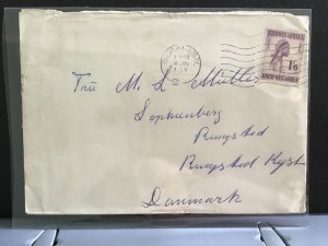 South West Africa 1959 to Denmark stamps cover R31694