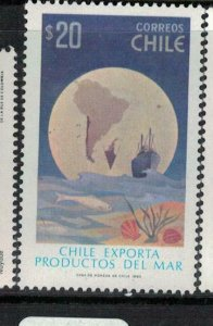 Chile SC 622 MNH (10eem)