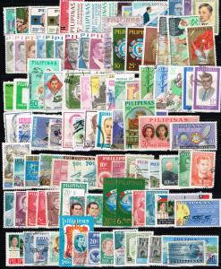 Philippines MiniLOT 100 All Different