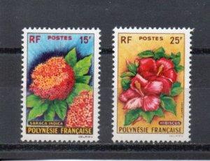 French Polynesia 196-197 MH