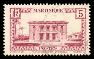 Martinique 137 Used