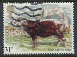 Great Britain SG 1244 SC# 1048 Cattle Cow Used  see scan