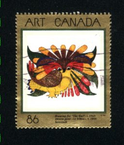 Canada #1466    -1   used VF 1993  PD