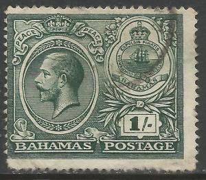BAHAMAS 69 VFU Z3200