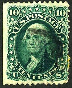 U.S. #68 USED