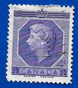 Canada 1953 - U - Scott #330 *