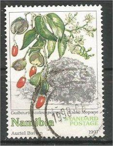 NAMIBIA, 1997, used Std, Trees. Scott 849