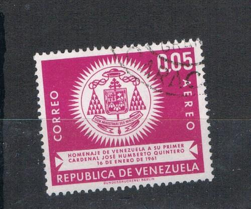 Venezuela #C785 Used Coate of Arms (V0487)