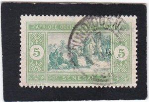 Senegal,  #   82    used
