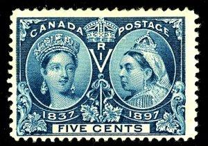 Canada #54 MINT OG LH