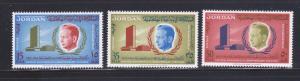 Jordan 385-387 Set MH United Nations (A)