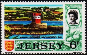 Jersey. 1970 6p S.G.51 Unmounted Mint